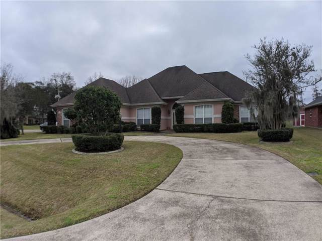 101 Cottage Drive, Luling, LA 70070 (MLS #2239623) :: Top Agent Realty