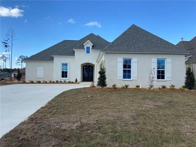 425 Blue Heron Lane, Madisonville, LA 70447 (MLS #2239797) :: Turner Real Estate Group