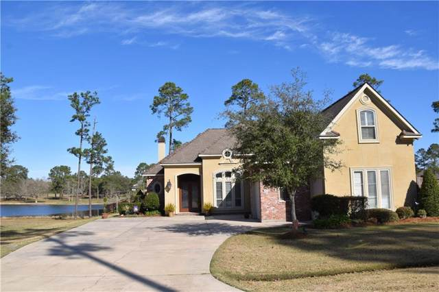 252 Bald Eagle Drive, Abita Springs, LA 70420 (MLS #2239969) :: Inhab Real Estate