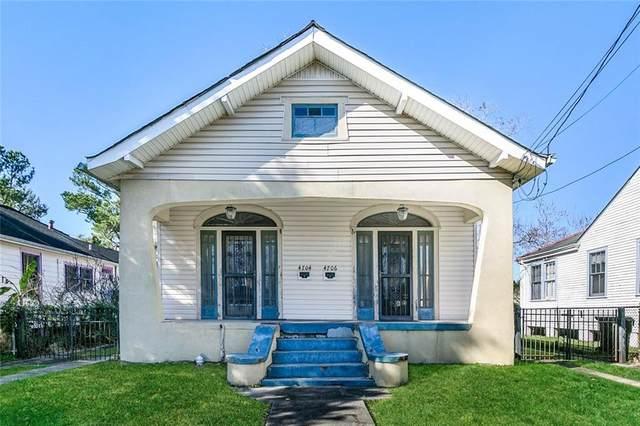 4704 Lafaye Street, New Orleans, LA 70122 (MLS #2240037) :: Turner Real Estate Group