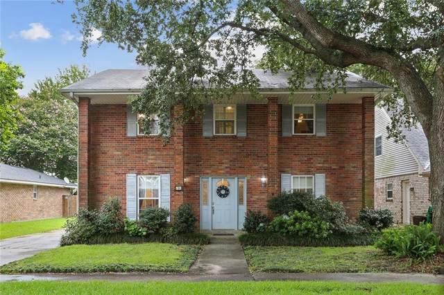 16 Normandy Drive, Kenner, LA 70065 (MLS #2240110) :: Crescent City Living LLC