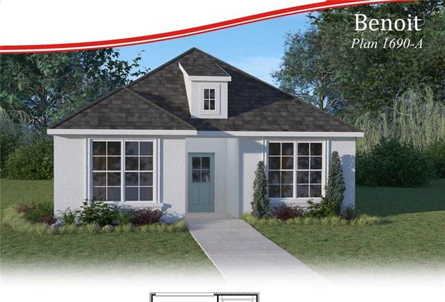 319 Lakeshore Village East Drive, Slidell, LA 70461 (MLS #2240193) :: Watermark Realty LLC