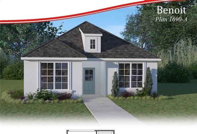 369 Lakeshore Village East Drive, Slidell, LA 70461 (MLS #2240195) :: Watermark Realty LLC