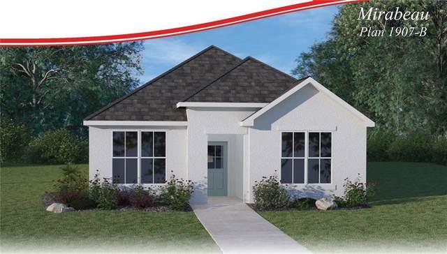 339 Lakeshore Village East Drive, Slidell, LA 70461 (MLS #2240287) :: Top Agent Realty