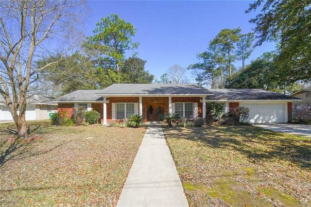 228 Loop Drive, Slidell, LA 70458 (MLS #2240305) :: Watermark Realty LLC