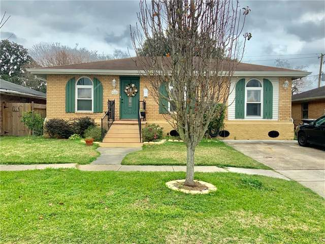 3644 W Louisiana State Drive, Kenner, LA 70065 (MLS #2240307) :: Amanda Miller Realty