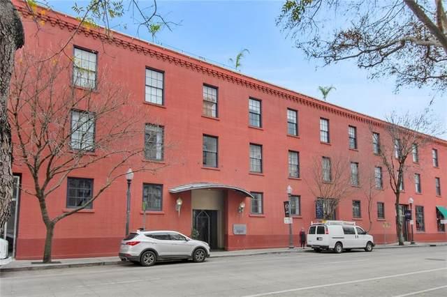 330 Julia Street #319, New Orleans, LA 70130 (MLS #2240679) :: Godwyn & Stone