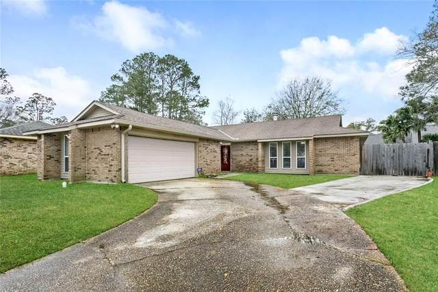 113 Goldenwood Drive, Slidell, LA 70461 (MLS #2240848) :: Amanda Miller Realty