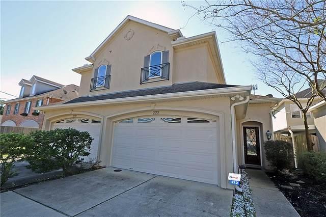 222 Vine Street, Metairie, LA 70005 (MLS #2240862) :: Watermark Realty LLC