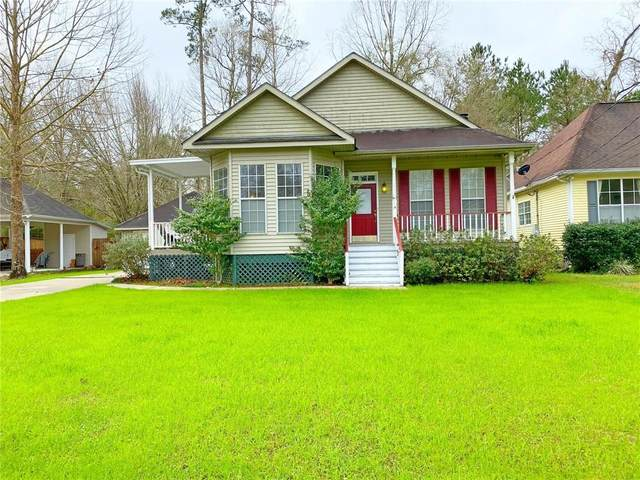 114 Woods Drive, Madisonville, LA 70447 (MLS #2240930) :: Turner Real Estate Group