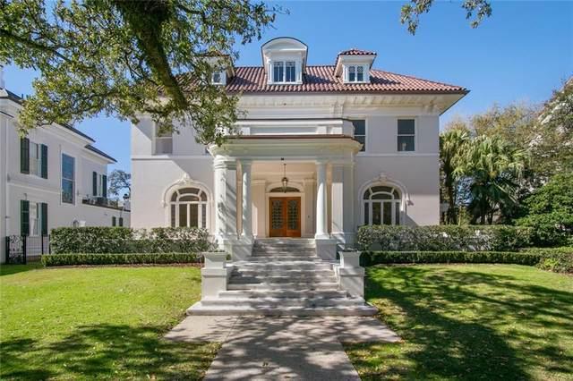 18 Audubon Place Street, New Orleans, LA 70118 (MLS #2240953) :: Turner Real Estate Group