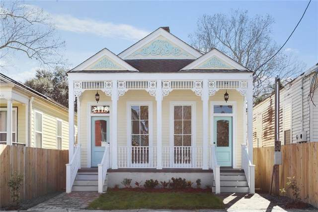 2118 Freret Street, New Orleans, LA 70113 (MLS #2240955) :: Crescent City Living LLC