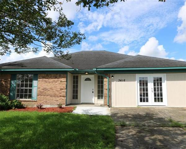 3416 Louise Street, Harvey, LA 70058 (MLS #2240976) :: Crescent City Living LLC