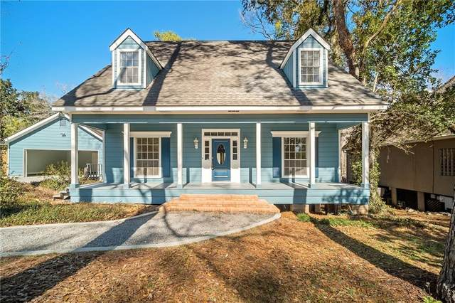 414 Magnolia Lane, Mandeville, LA 70471 (MLS #2240981) :: Watermark Realty LLC