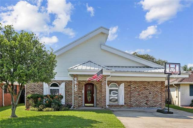 4916 Jeannette Drive, Metairie, LA 70003 (MLS #2240982) :: Top Agent Realty
