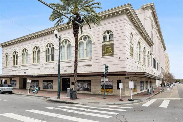 1201 Canal Street #255, New Orleans, LA 70112 (MLS #2240993) :: Turner Real Estate Group