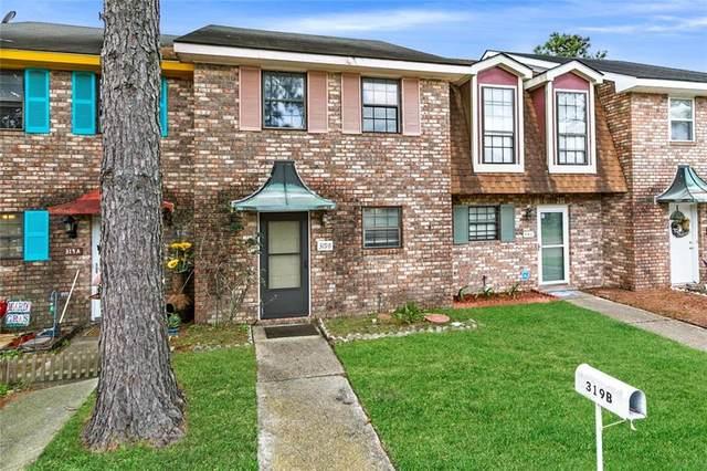 319 Ormond Meadows Drive B, Destrehan, LA 70047 (MLS #2241269) :: Inhab Real Estate