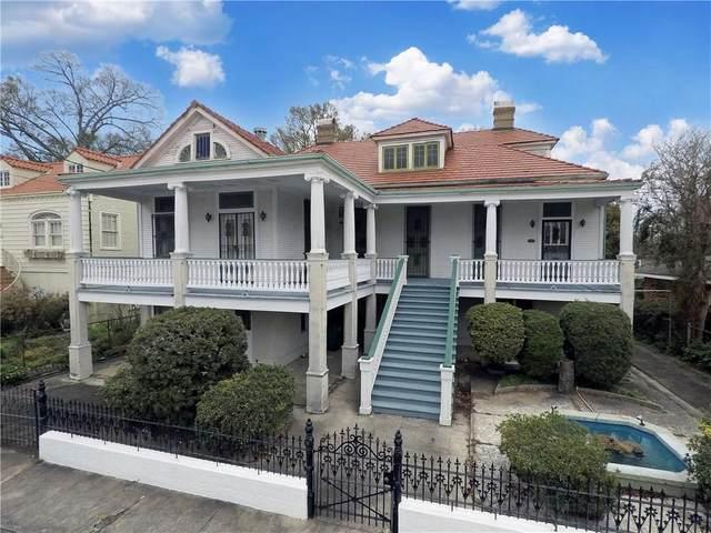 225 Newton Street, Gretna, LA 70053 (MLS #2241275) :: Crescent City Living LLC
