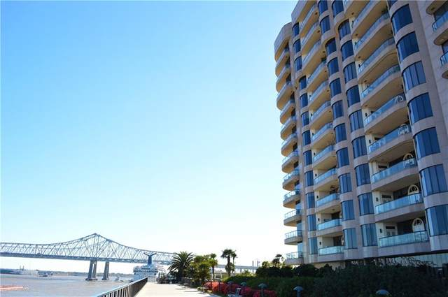 600 Port Of New Orleans Place 7C/7D, New Orleans, LA 70130 (MLS #2241357) :: Amanda Miller Realty