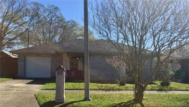 1033 Lee Street, Marrero, LA 70072 (MLS #2241468) :: Top Agent Realty