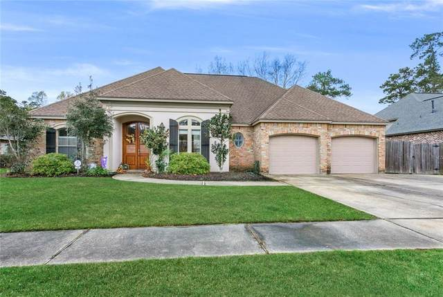 754 Claire Drive, Mandeville, LA 70471 (MLS #2241525) :: Inhab Real Estate