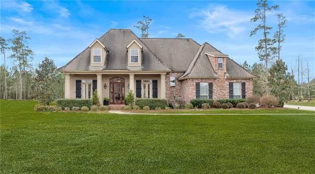 413 S Fairway Drive, Madisonville, LA 70447 (MLS #2241542) :: Turner Real Estate Group