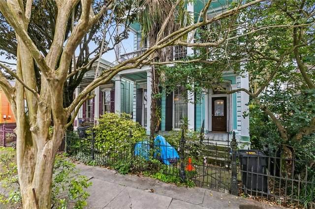 819 Marigny Street, New Orleans, LA 70130 (MLS #2241565) :: Turner Real Estate Group