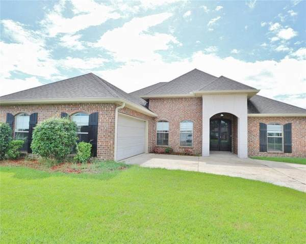 104 Jenny Court, Montz, LA 70068 (MLS #2241617) :: Turner Real Estate Group
