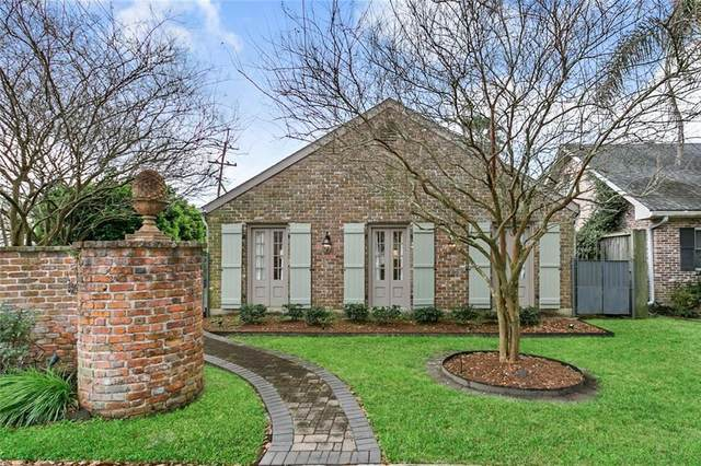 100 Country Club Drive, New Orleans, LA 70124 (MLS #2241663) :: Turner Real Estate Group