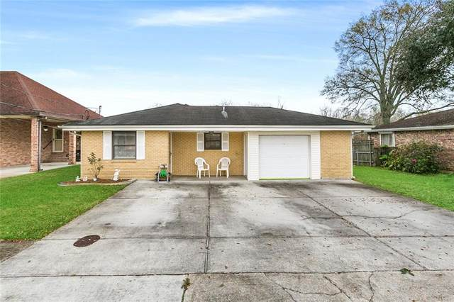 1425 Orchid Drive, Harvey, LA 70058 (MLS #2241669) :: Crescent City Living LLC