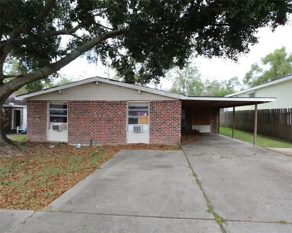 581 Pat Drive, Avondale, LA 70094 (MLS #2241671) :: Turner Real Estate Group