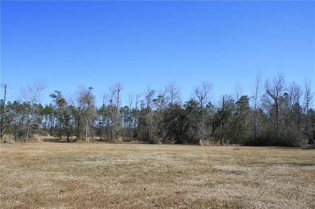 Dixie Ranch - Firetower Road, Lacombe, LA 70445 (MLS #2241683) :: Inhab Real Estate
