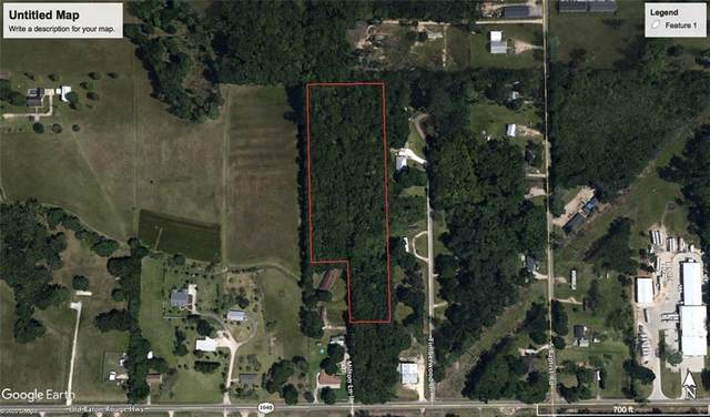 TBD Old Baton Rouge Highway, Hammond, LA 70403 (MLS #2241912) :: Robin Realty