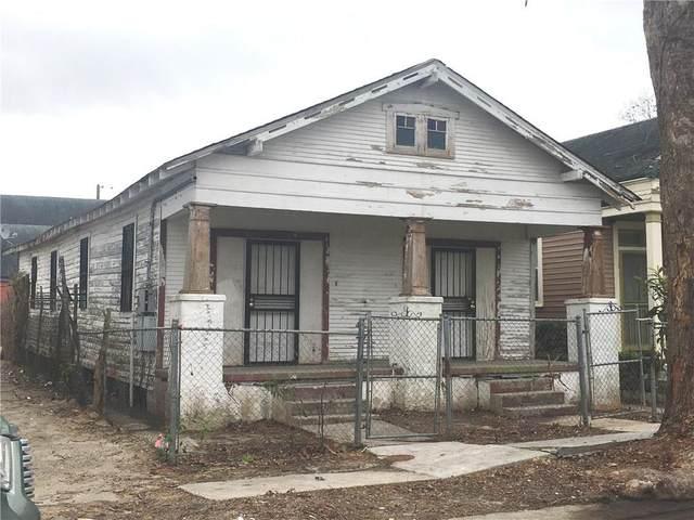 1004 Verret Street, New Orleans, LA 70115 (MLS #2241915) :: Top Agent Realty