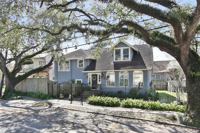 5844 Fontainebleau Drive, New Orleans, LA 70125 (MLS #2241926) :: Parkway Realty