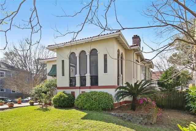 3500 Upperline Street, New Orleans, LA 70125 (MLS #2241930) :: Top Agent Realty