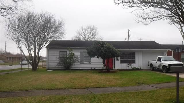 101 Yvonne Drive, Westwego, LA 70094 (MLS #2241966) :: Turner Real Estate Group