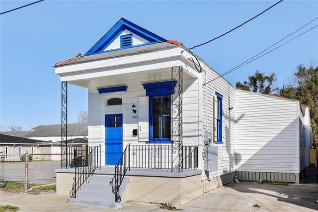 2461 N Claiborne Avenue, New Orleans, LA 70117 (MLS #2241979) :: Godwyn & Stone