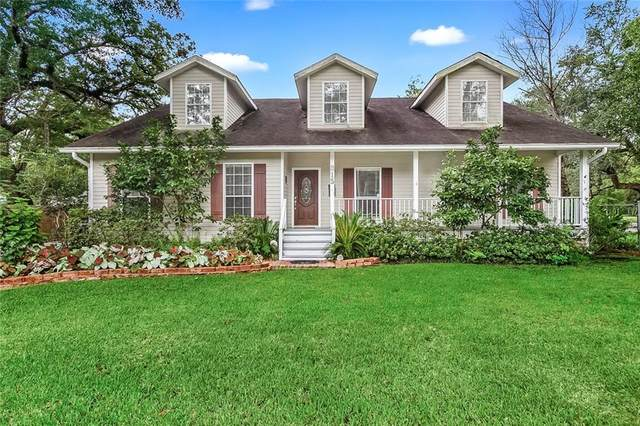 815 West Hall Avenue, Slidell, LA 70460 (MLS #2241990) :: Top Agent Realty