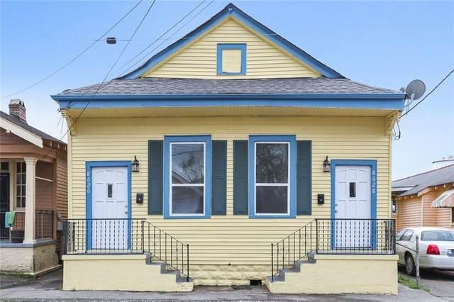 8626-28 Belfast Street, New Orleans, LA 70118 (MLS #2242021) :: Top Agent Realty