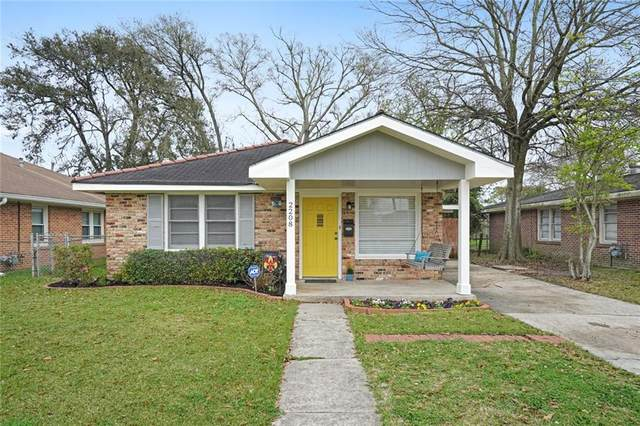 2208 Illinois Avenue, Kenner, LA 70062 (MLS #2242031) :: Top Agent Realty