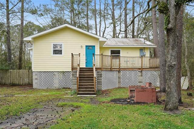 28541 Canal Drive, Lacombe, LA 70445 (MLS #2242042) :: Turner Real Estate Group