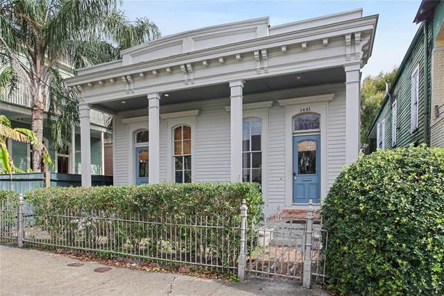 1441 St Andrew Street, New Orleans, LA 70130 (MLS #2242048) :: Turner Real Estate Group