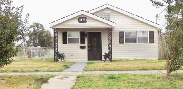 1451 Tennessee Street, New Orleans, LA 70117 (MLS #2242050) :: Parkway Realty