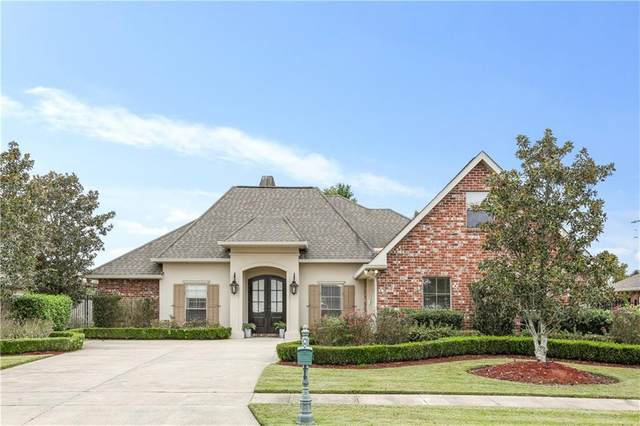 109 Lac Cypriere Drive, Luling, LA 70070 (MLS #2242107) :: Turner Real Estate Group