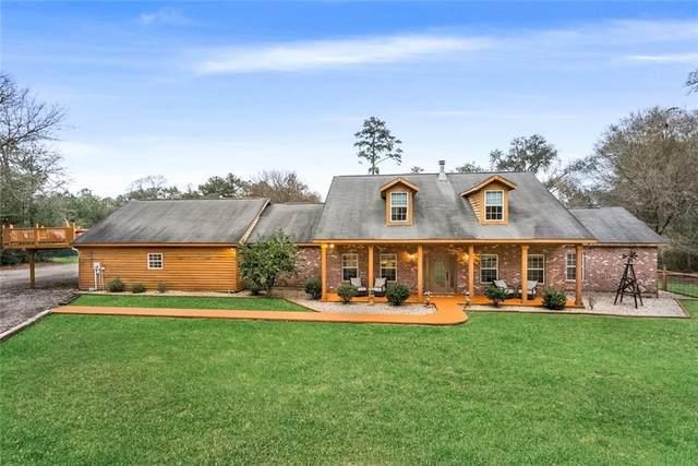 23375 Lowe Davis Road, Covington, LA 70435 (MLS #2242131) :: Turner Real Estate Group
