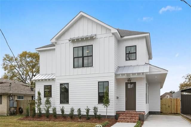 1326 Pier Avenue, Metairie, LA 70005 (MLS #2242183) :: Parkway Realty