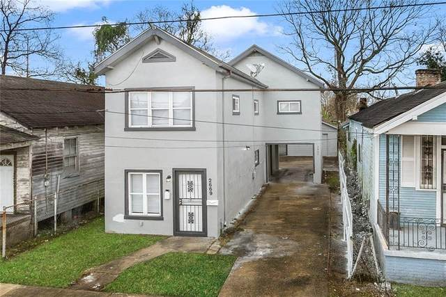 2669 New Orleans Street, New Orleans, LA 70119 (MLS #2242187) :: Turner Real Estate Group