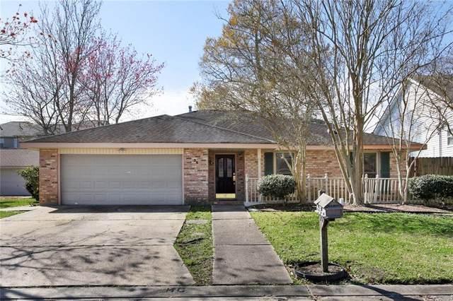 34 Edgewood Drive, Destrehan, LA 70047 (MLS #2242195) :: Turner Real Estate Group