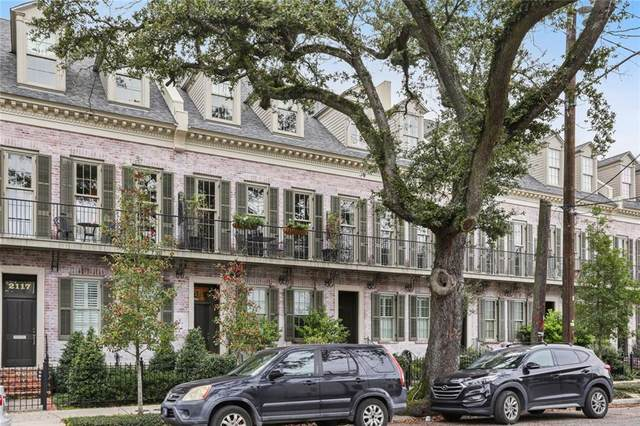 2115 Prytania Street, New Orleans, LA 70130 (MLS #2242202) :: Top Agent Realty